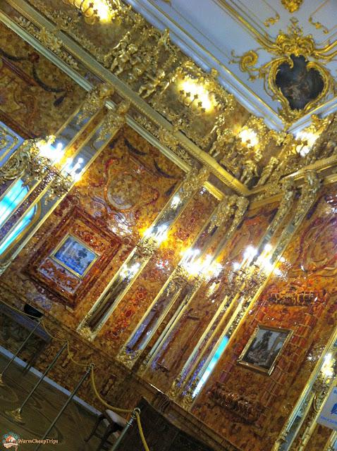 Tsarkoe Selo, il Palazzo di Caterina a Pushkin, San Pietroburgo escursioni, Tsarkoe Selo, Palazzo di Caterina, Pushkin