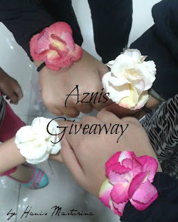 Aznis Giveaway