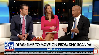 Fox News' Kevin Jackson on DNC Debt: 'The Black Man Leaves Them With No Money'