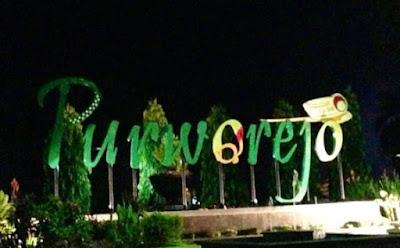 Tempat Wisata Alun -Alun Kota Purworejo