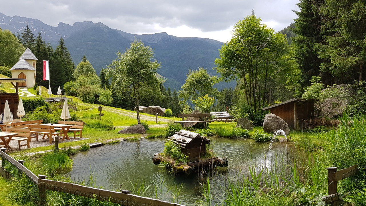 Hexensteig Klettersteig : Klettersteige u bergportal