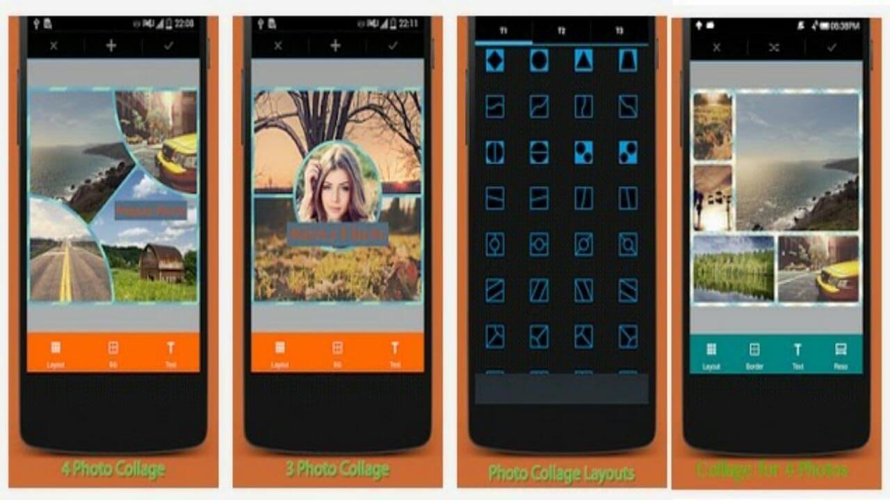 تطبيق Mirror Photo:Editor&Collage
