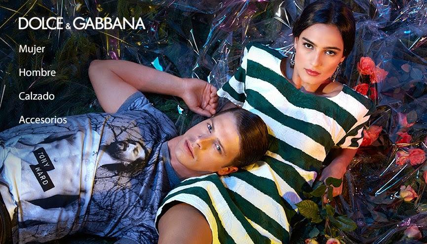 Dolce & Gabbana en oferta hasta el 2 de junio de 2014