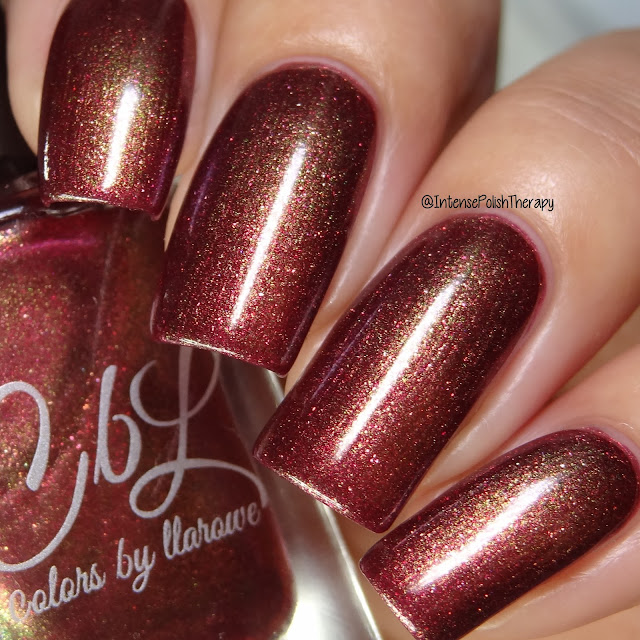 Indie Expo Canada Limited Edition Polish: Colors by Llarowe - She's A Beauty