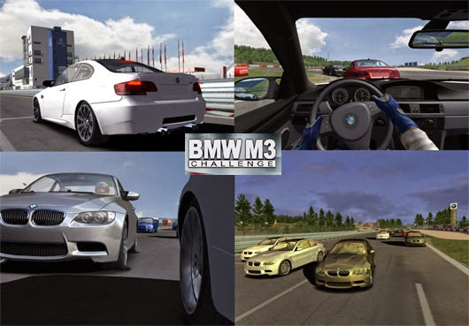Download Game Balap BMW M3 Challenge Gratis,free,racing
