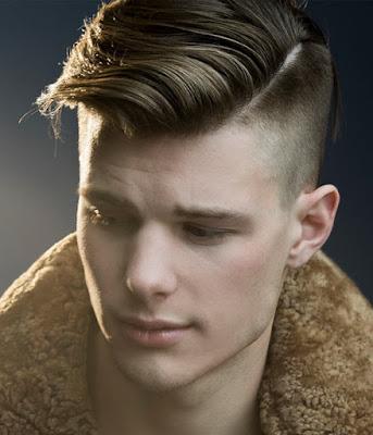 Model Rambut Pomade Undercut 2016