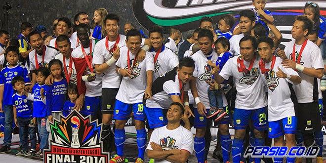 Persib Akan Main di Liga Champions Asia 2015 | Bandung Aktual