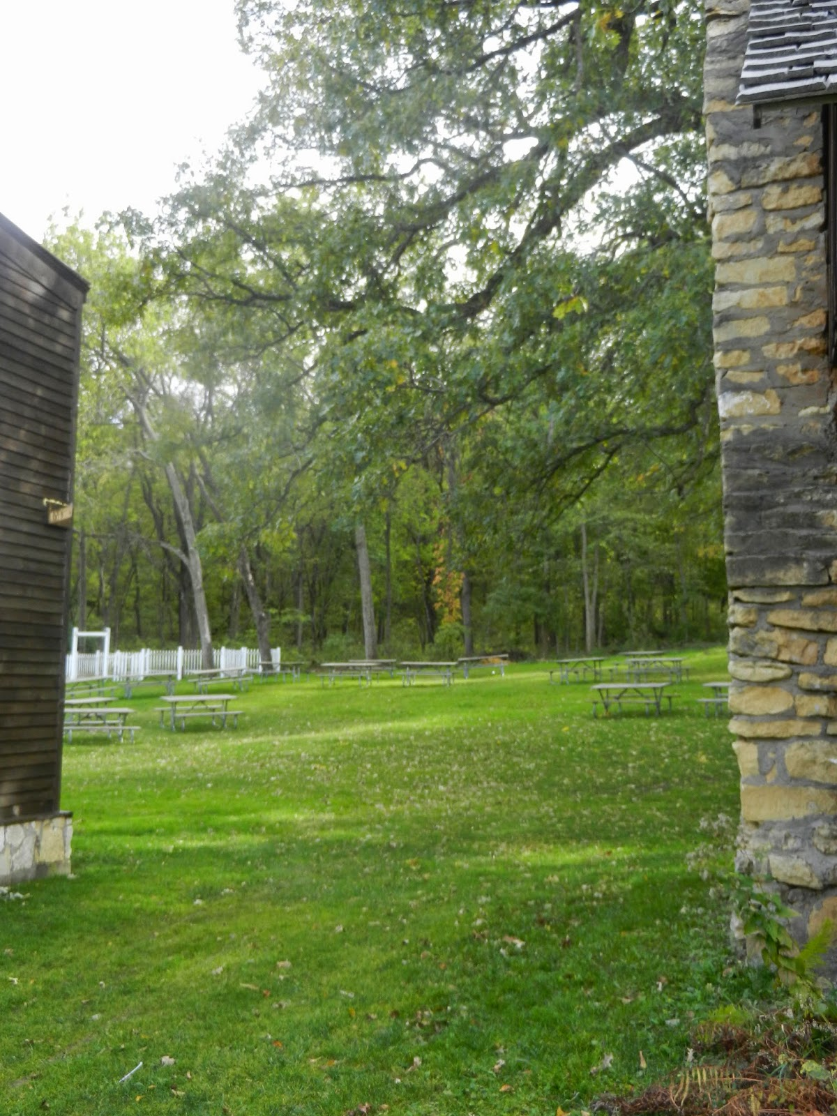 walnut grove pioneer village