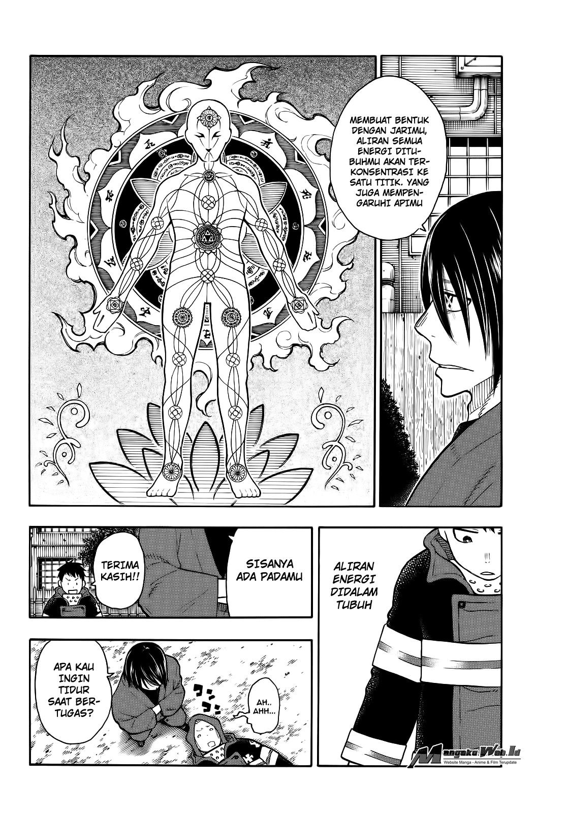 Fire Brigade of Flames Chapter 65-9