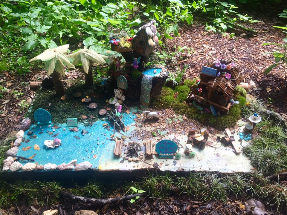 Beau Well The Zilker Park Botanical Garden Will Be Having Their 5th Annual  Woodland Faerie Trail May 27th   July 30th 2017. The Trail Has Fairy Houses  Made By ...