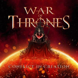 "Το video των War of Thrones για το ""Rule The World"" από το album ""Conflict in Creation"""
