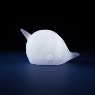 Narwhal Night Light