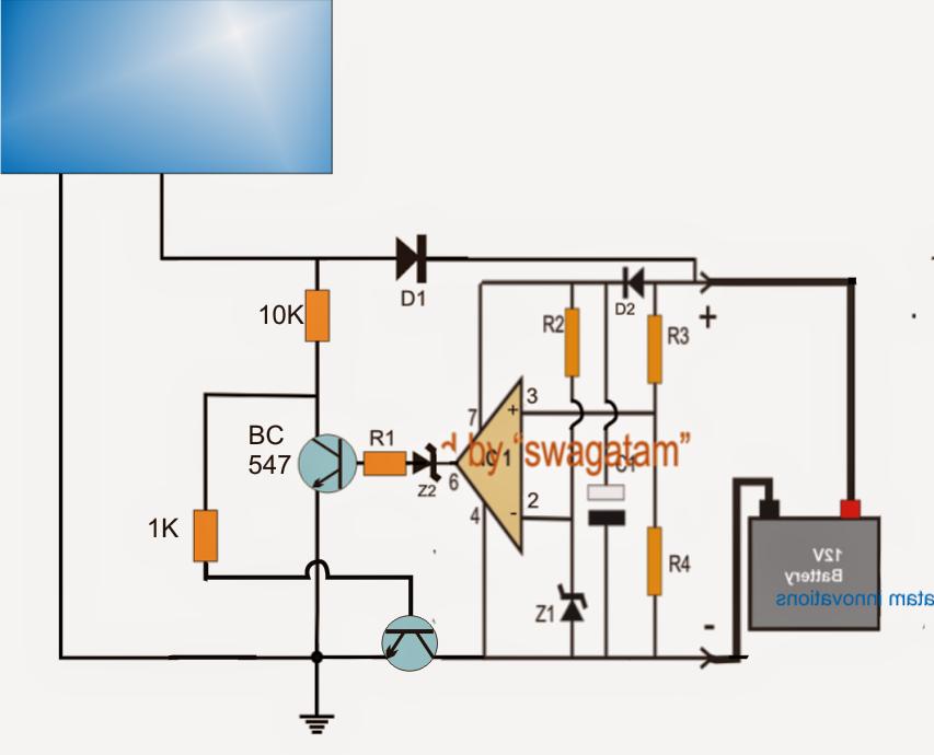 Simple Zero Drop Solar Charger Circuit – Fondos de Pantalla