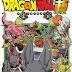 Esta el la portada del manga N°7 de Dragon Ball Super!!