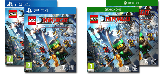Jeu lego ninjago the movie le jeu vid o - Jeu lego ninjago gratuit ...
