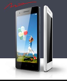 Spesifikasi Oppo Mirror 3 dengan kamera depan 5MP