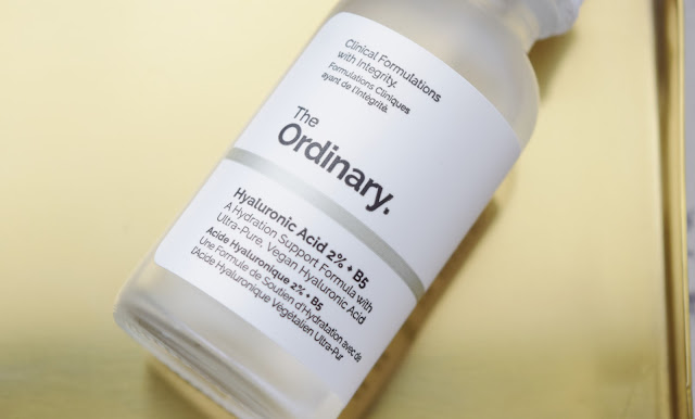The Ordinary Hyaluronic Acid 2% plus B5