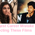 12 Stars Who Committed The Biggest Career Mistake By Rejecting These Films