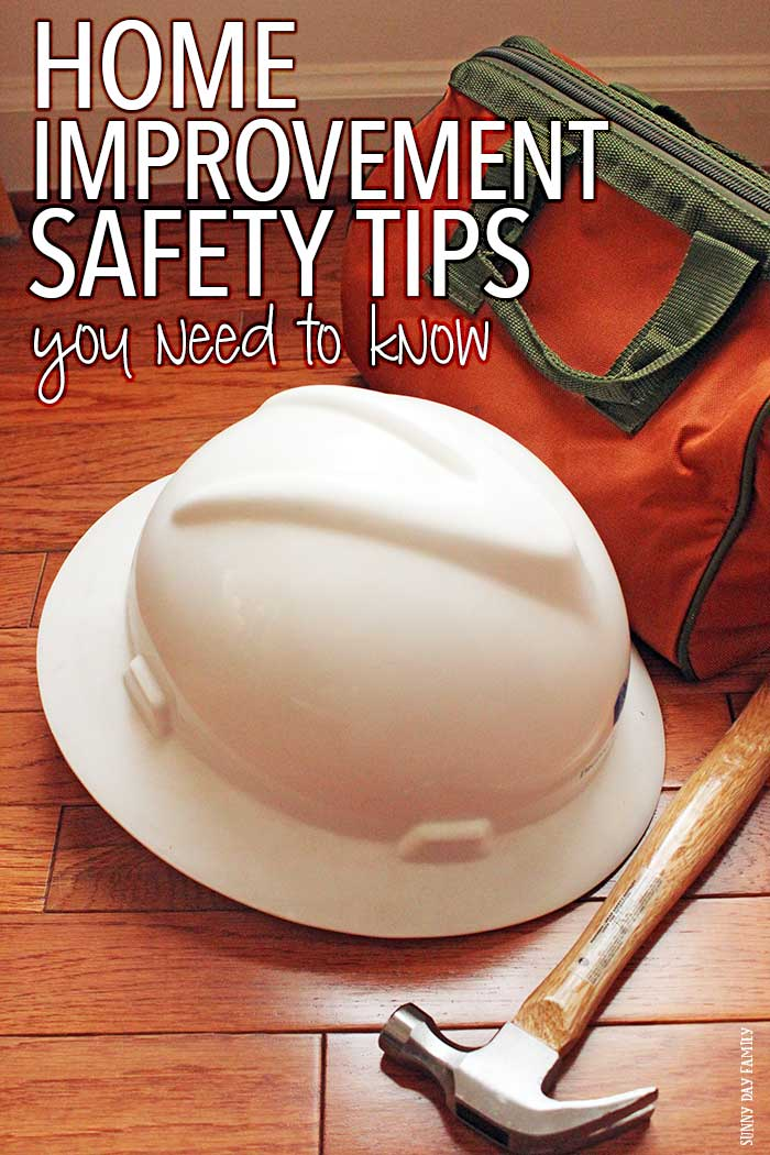 Is your home undergoing construction? Stay safe by practicing these safety precautions shared by @Nationwide #ad