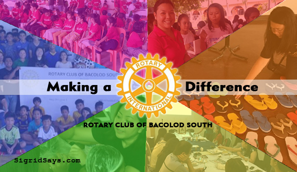 Rotary Club of Bacolod South - Kalipay Negrense Foundation