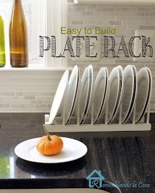 organize your kitchen with simple wooden projects you can DIY.