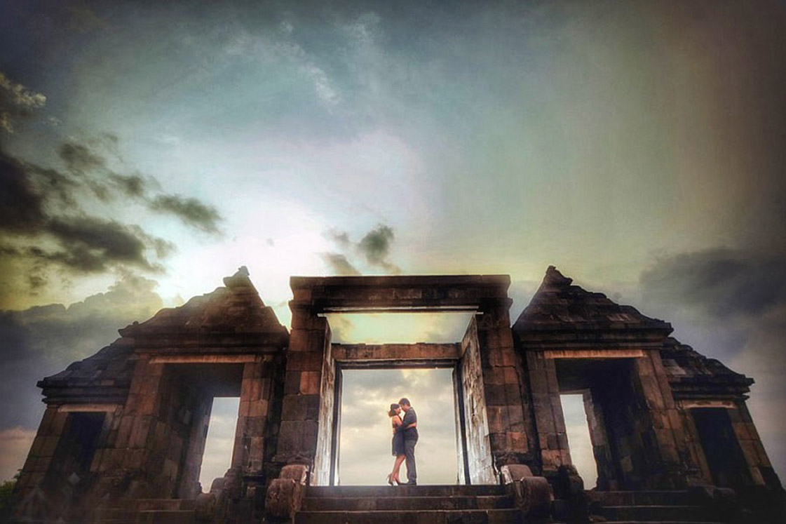 7 Lokasi Foto Prewedding Outdoor Di Yogyakarta Murah: 4 Lokasi Berbayar Prewedding Di Jogja