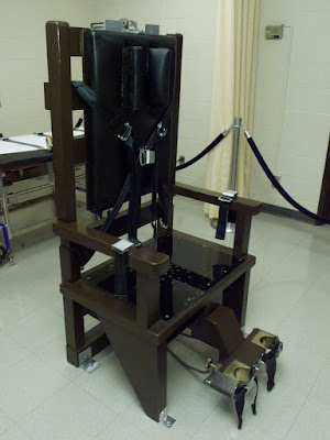 Tennessee's electric chair