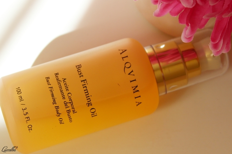 Bust Firming Oil by Alqvimia