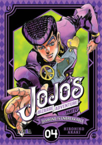 JOJO'S BIZARRE ADVENTURE Diamond Is Unbreakable #4