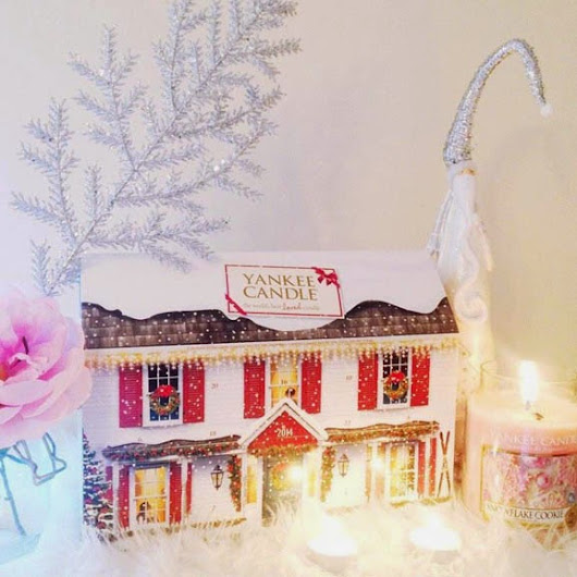 Yankee Candle advent calendar*