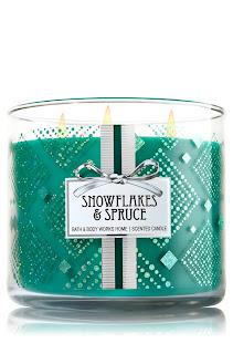Snowflakes & Spruce
