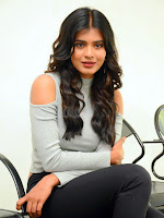 Hebah patel photos from Angel movie launch-cover-photo