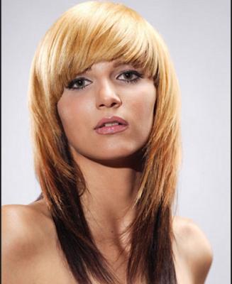 kumpulan model rambut layer panjang