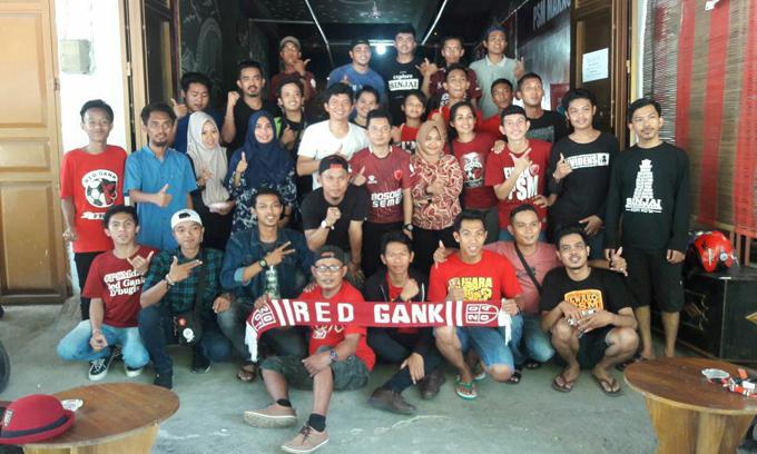 Baru Diresmikan, Red Gank Sinjai Siap Gelar Turnamen Futsal