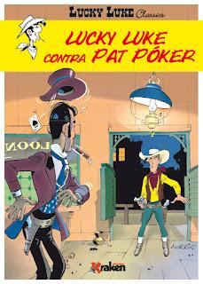LUCKY LUKE 6 LUCKY LUKE CONTRA PAT POKER Comic Europeo de Morris