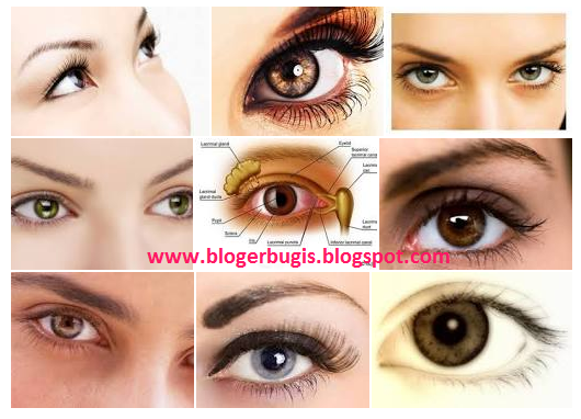 Merawat Mata Sehat Indah dan Bening