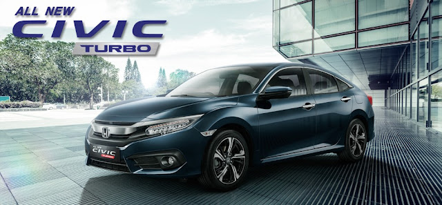Honda Civic Turbo Surabaya