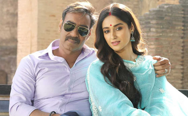 Ajay Devgan, who is immersed in the passion of Nusrat Fateh Ali Khan, will now also come into this song.