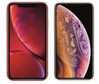 iPhone XR Over iPhone XS