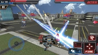 Robot Strike 3D Apk - Free Download Android Game