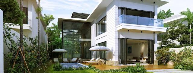 Biệt thự Vinpearl Premium Nha Trang Thiết kế sang trọng, đẳng cấp