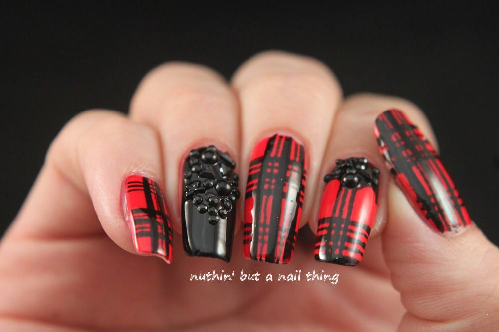 Quiz Clothing - Nail Art Competition