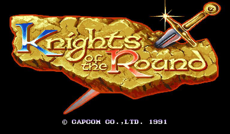 Knights of the Round - Super Famicom emulator / Super ...