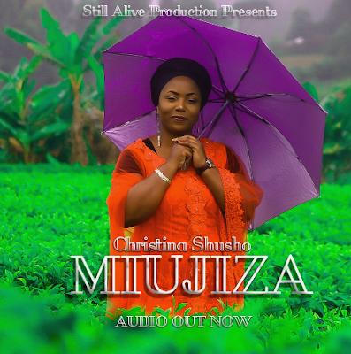 Gospel Audio | Christina Shusho–Miujiza