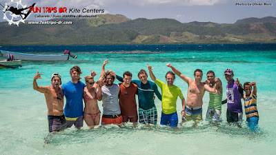 Kite Trip Cayo Arena