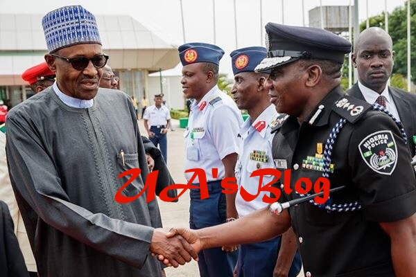 Pay Me Same Or I Die: Inspector General Of Police Battles To Be Equal With A Nigerian Army General As Buhari Sets To Approve It