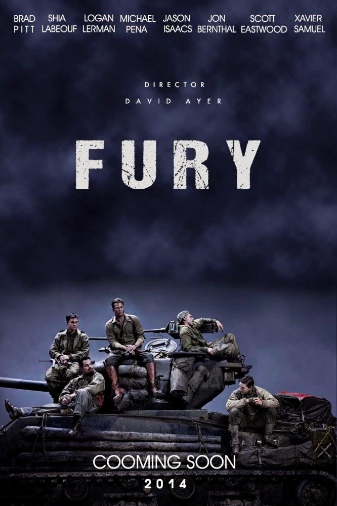 Sinopsis film Fury (2014) | SINOPSIS DAN REVIEW FILM