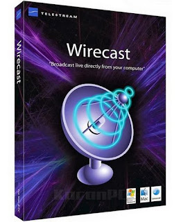Telestream Wirecast Pro 8.3.0 Multilingual Full Version