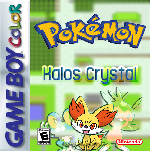Pokemon Kalos Crystal