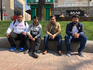Pakistani Students in Ukraine